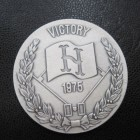 純銀メダル